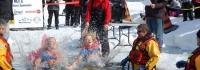 Innisfil Polar bear dip, Innisfil beach Park, ICE Corp, IACHC, Innisfil Events