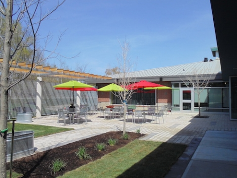 Innisfil ideaLAB & Library, Patio, IACHC, AGM, Annual General Meeting,
