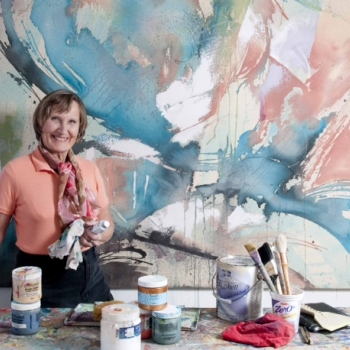 Sandy Brand, Artist, Alcona, Innisfil
