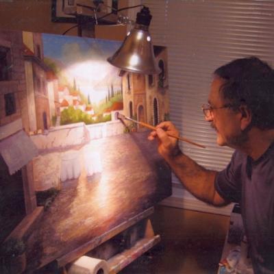 Joseph Delgrosso's Art Studio's picture