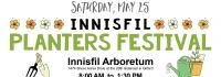 Innisfil Garden Club, Planters Festival, Annual Plant Sale, Trunk Sale, BBQ