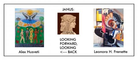 Dr. Alex Husveti, Leonora Husveti-Frenette, Painting, Art Show, Barrie, Best in Show, Gallery, Barrie Art Club