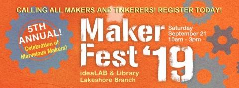 Innisfil MakerFest 2019, Makerfest, ideaLAB,