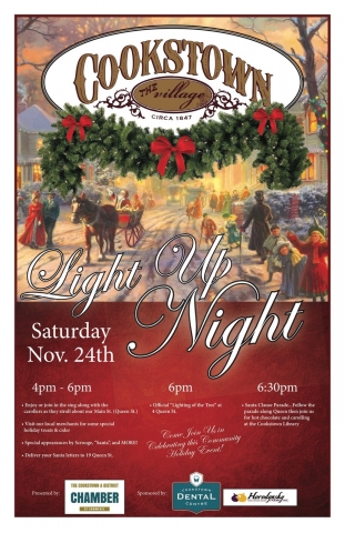 Cookstown Light Up Night, Innisfil Happening, What to do in Innisfil, Christmas Event Christmas Parade, IACHC, Innisfil